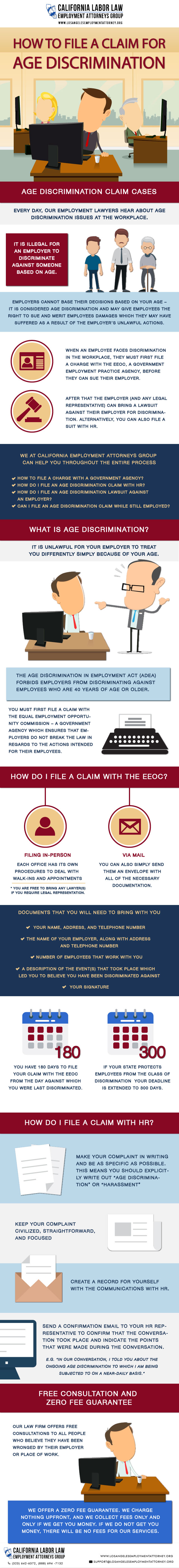 How to File a Claim for Age Discrimination