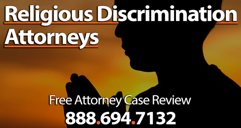 Attorney to File a Case Against Employer for Anti-Christian Discrimination