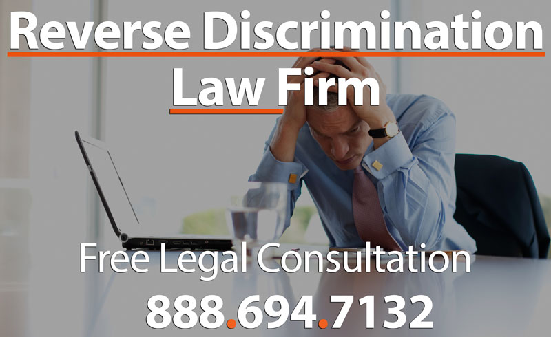Reverse discrimination definition eeoc sexual harassment