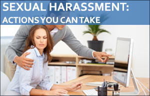 Can My Employer Demote Me Because I Reported Sexual Harassment?