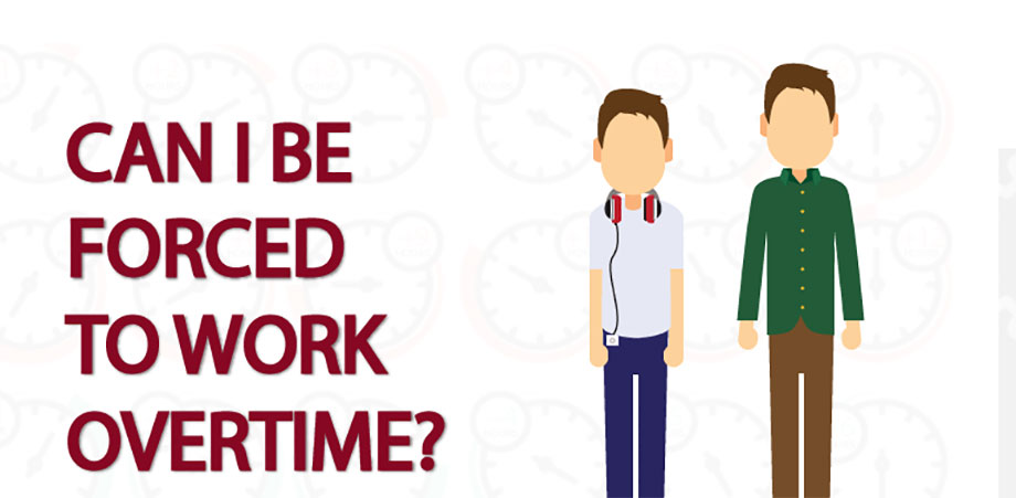 Can I Be Forced to Work Overtime?