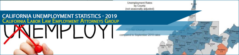 California Unemployment Statistics - 2019