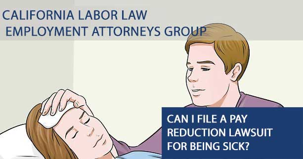 How to File a Lawsuit Against Your Employer If Your Pay Was Unlawfully Reduced