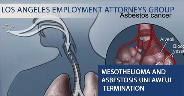 Mesothelioma and Asbestosis Unlawful Termination
