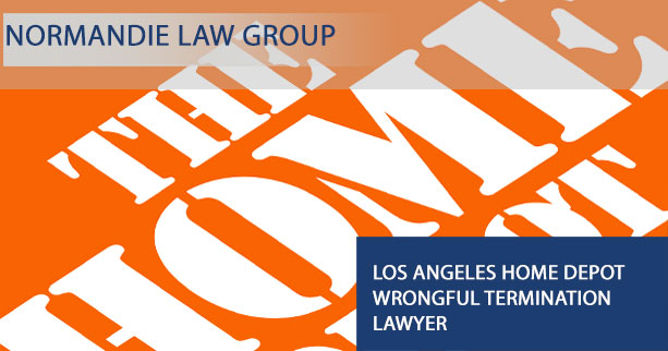 Los Angeles Home Depot Wrongful Termination Lawyer