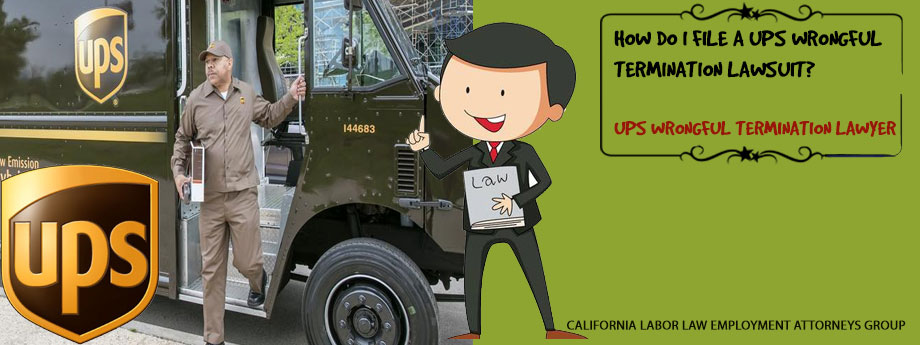 Los Angeles UPS Wrongful Termination Lawyer