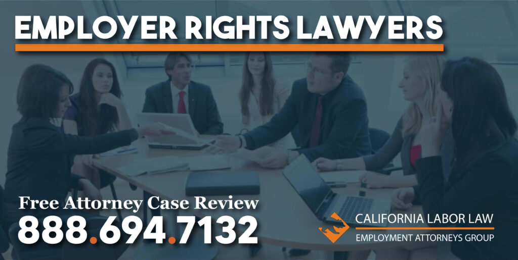 When Does an Employer Have a Right to Demote an Employee compensation sue attorney