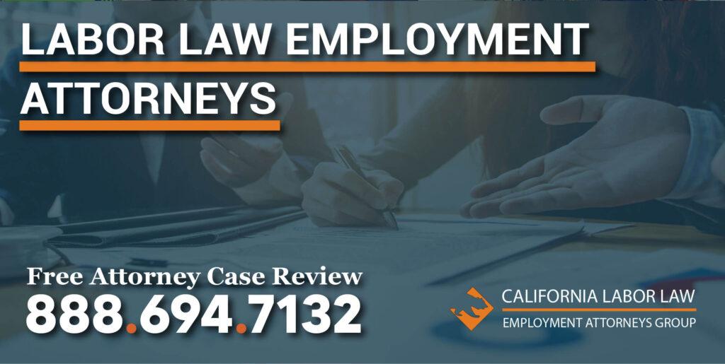 Employee Misclassification - Labor Law Employment Attorneys lawsuit sue compensation
