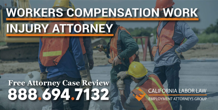 Workers Compensation Work Injury Attorney lawyer incident accident compensation career suffer injuries sue
