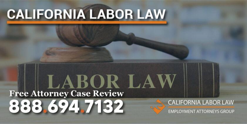 california labor law 2018 employment law update